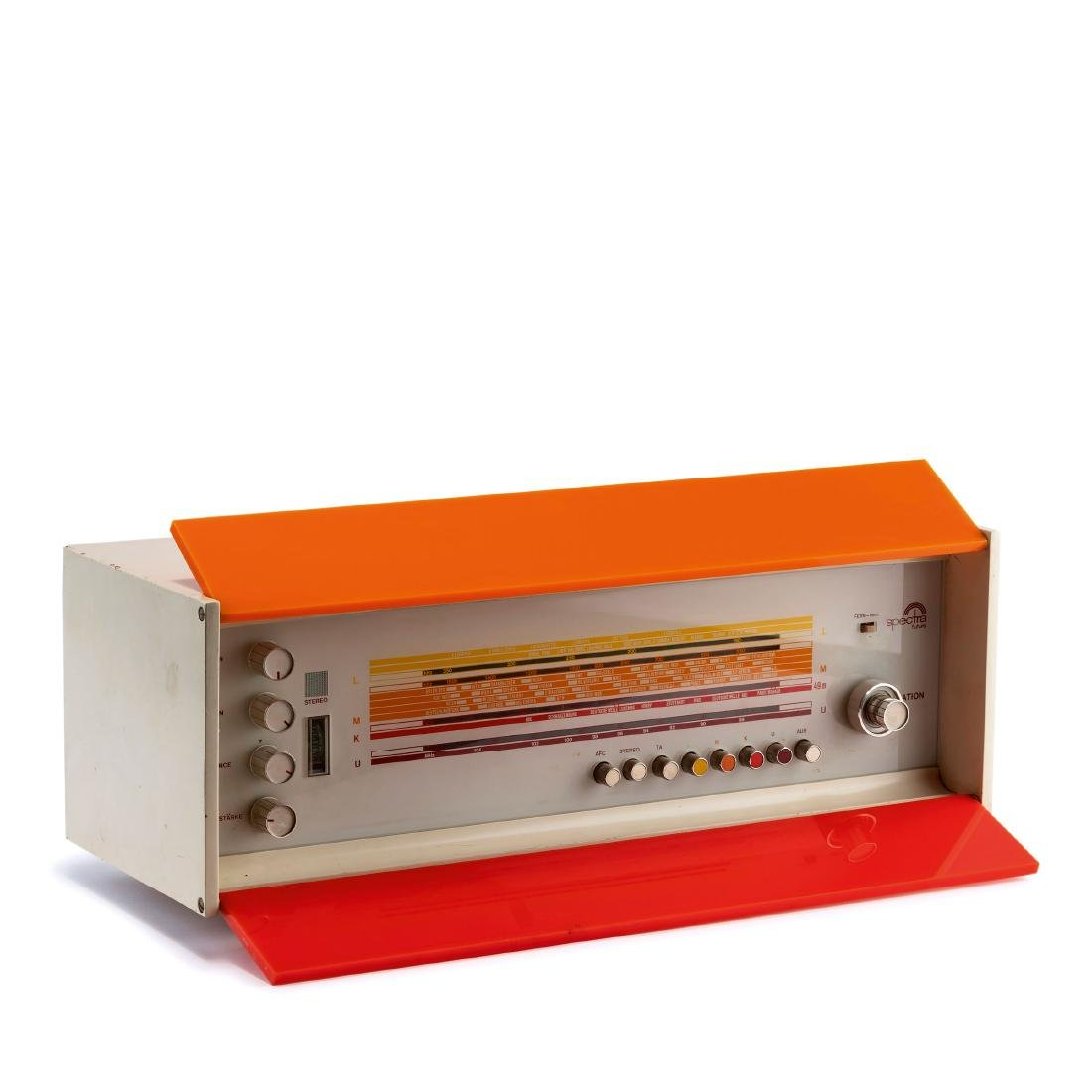 'Spectra Futura' - 'ST 969' radio, 1968/69