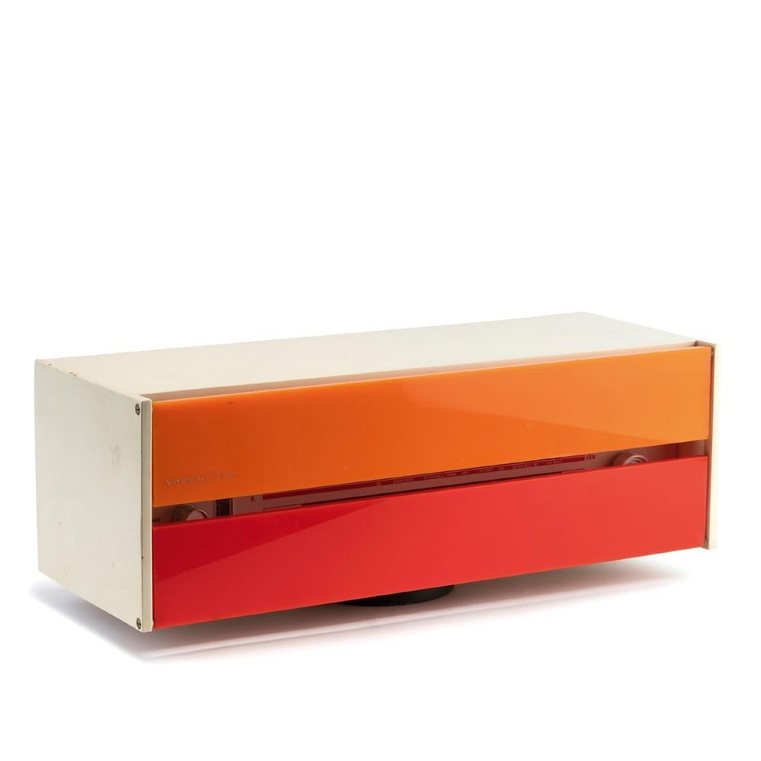 'Spectra Futura' - 'ST 969' radio, 1968/69 - 4