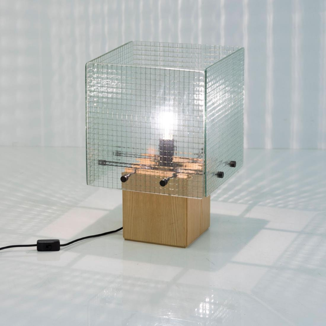 Two table lights, c. 1968 - 2