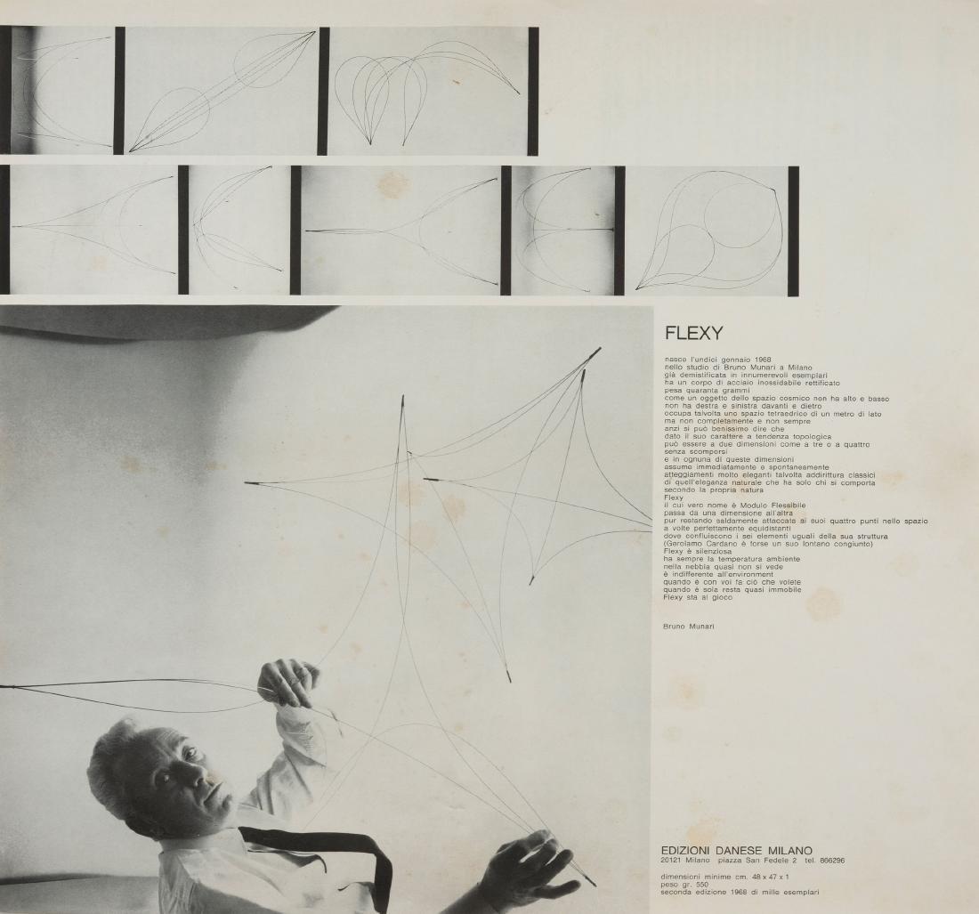 'Flexy' sculpture, 1968 - 4