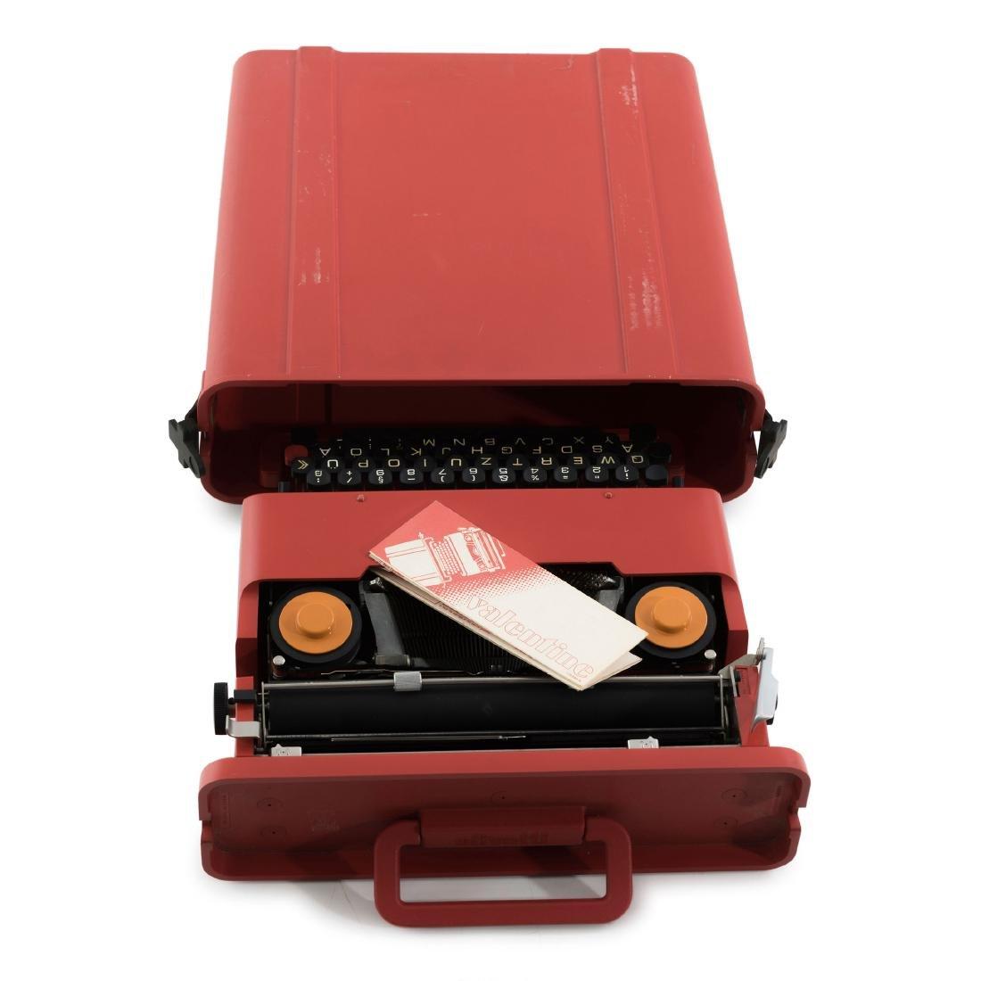 'Valentine S' typewriter, 1969