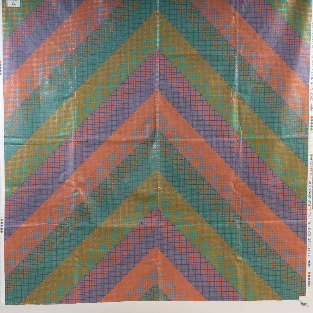'Orion' piece of fabric, 1984