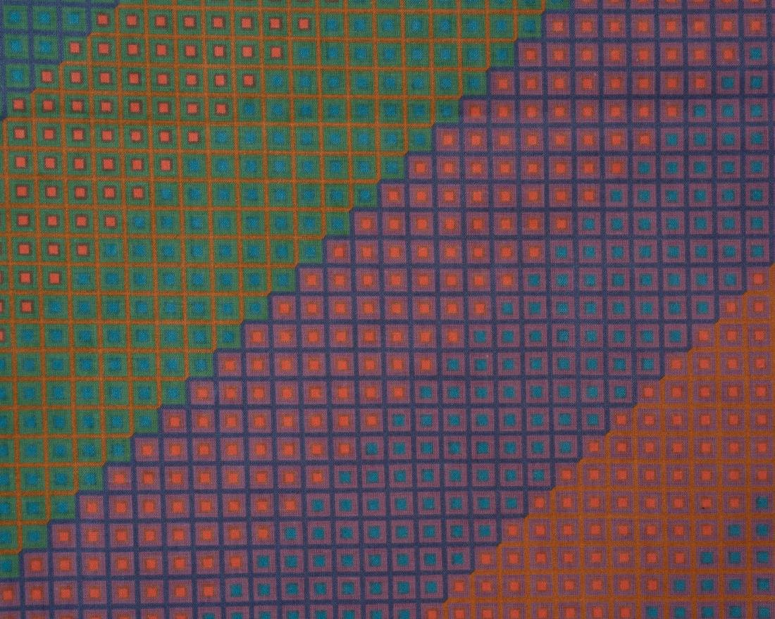 'Orion' piece of fabric, 1984 - 2