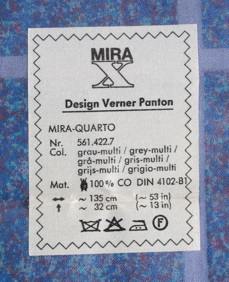 'Mira Cinna Quarto' piece of fabric, 1985 - 2