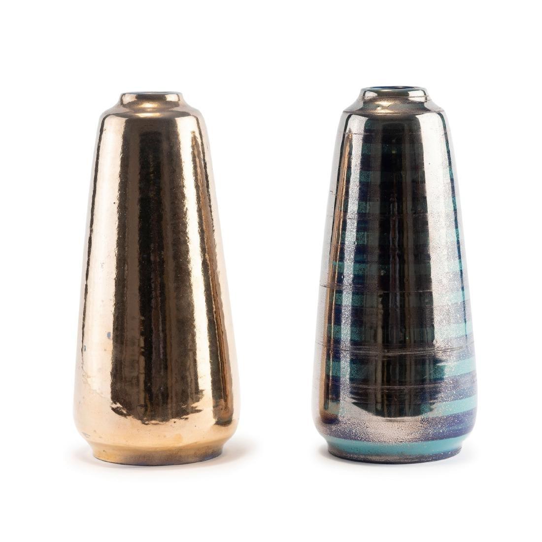 Two vases, 1950s