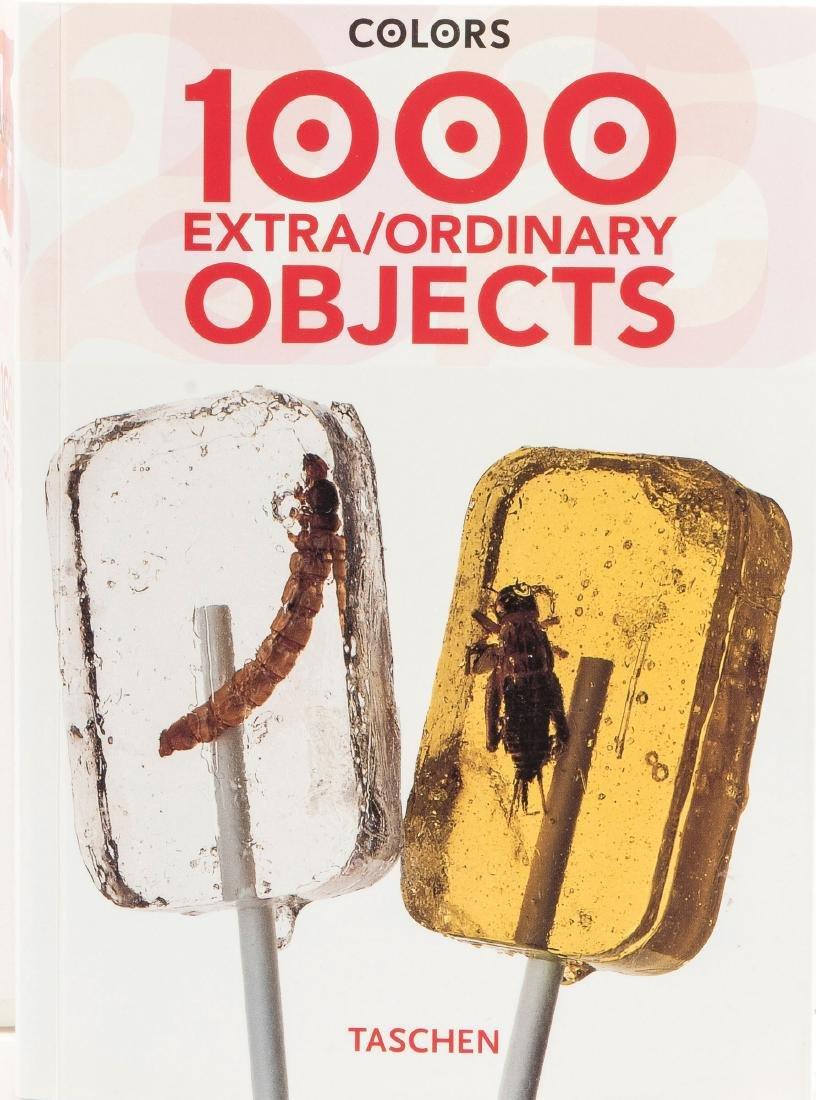 Five books, 1996-2008