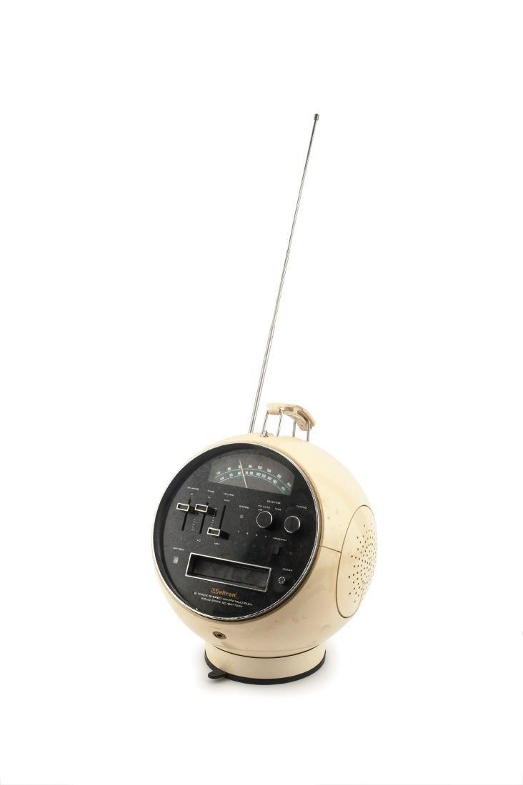 UFO Radio-Phono-Cassette tape combination, 1970