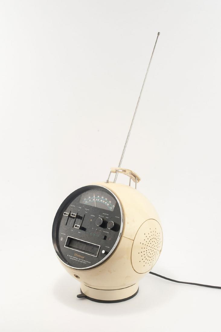 UFO Radio-Phono-Cassette tape combination, 1970 - 2