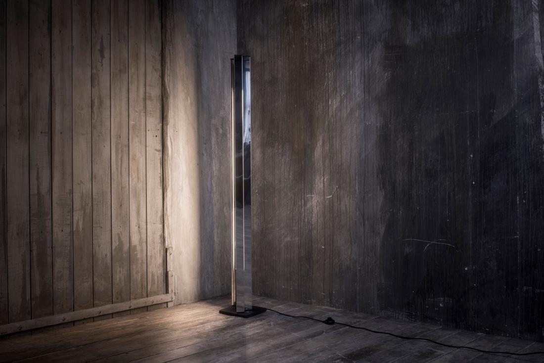 'Moonlight - 14104' floor lamp, c. 1971