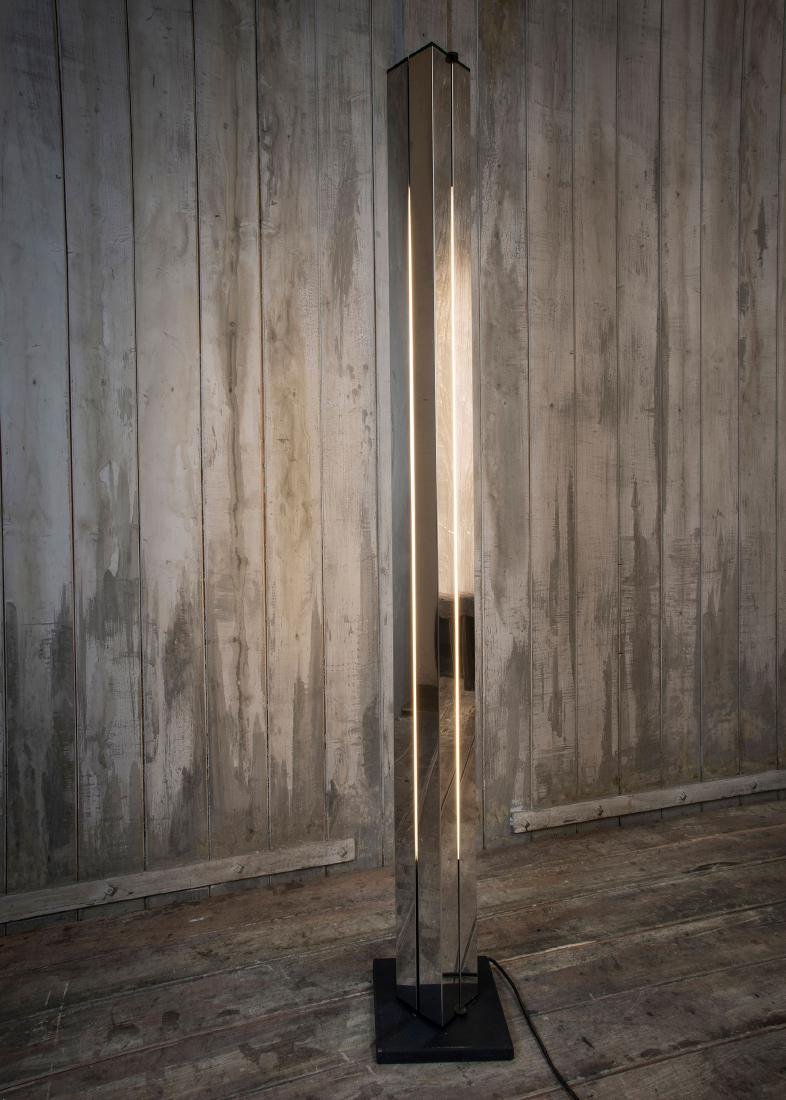'Moonlight - 14104' floor lamp, c. 1971 - 3