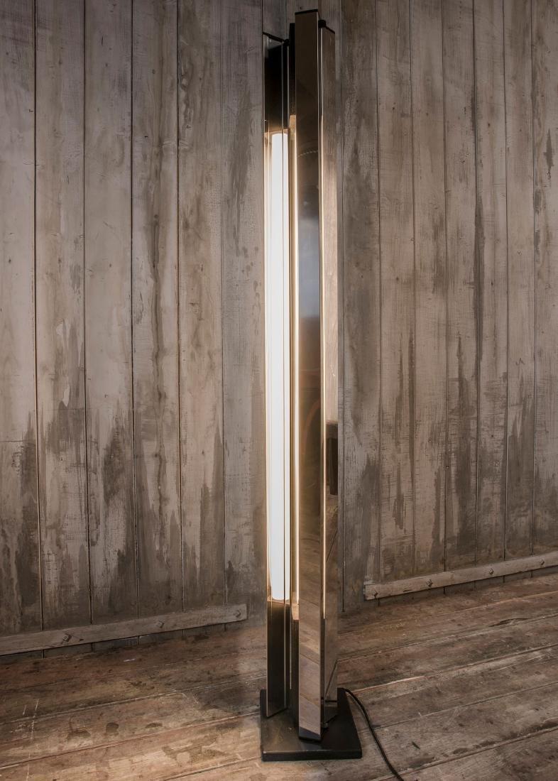 'Moonlight - 14104' floor lamp, c. 1971 - 4