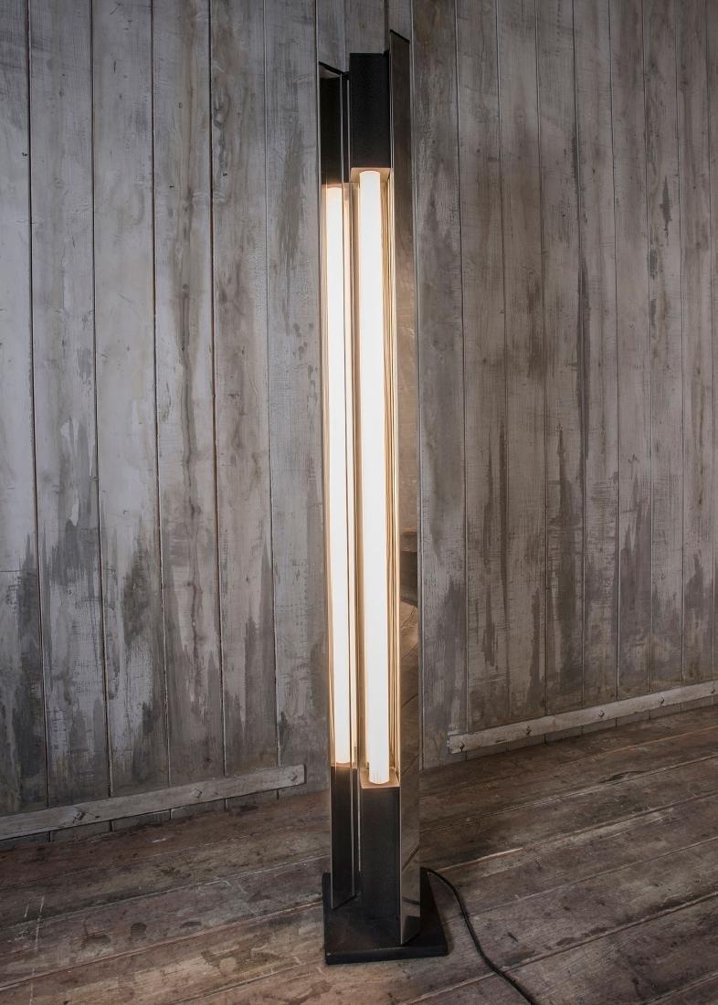 'Moonlight - 14104' floor lamp, c. 1971 - 5