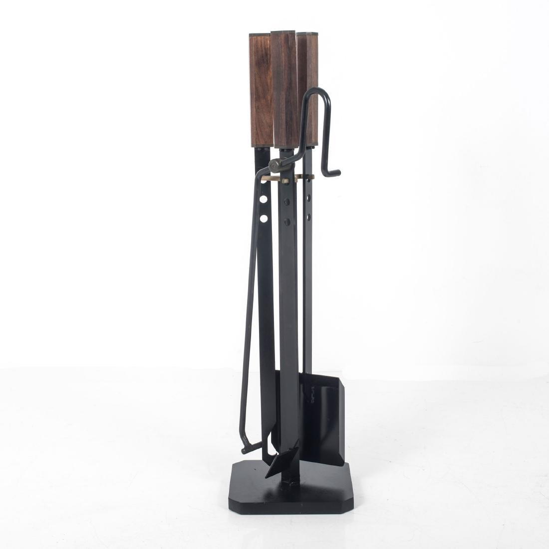 Fireplace companion, 1970s - 2