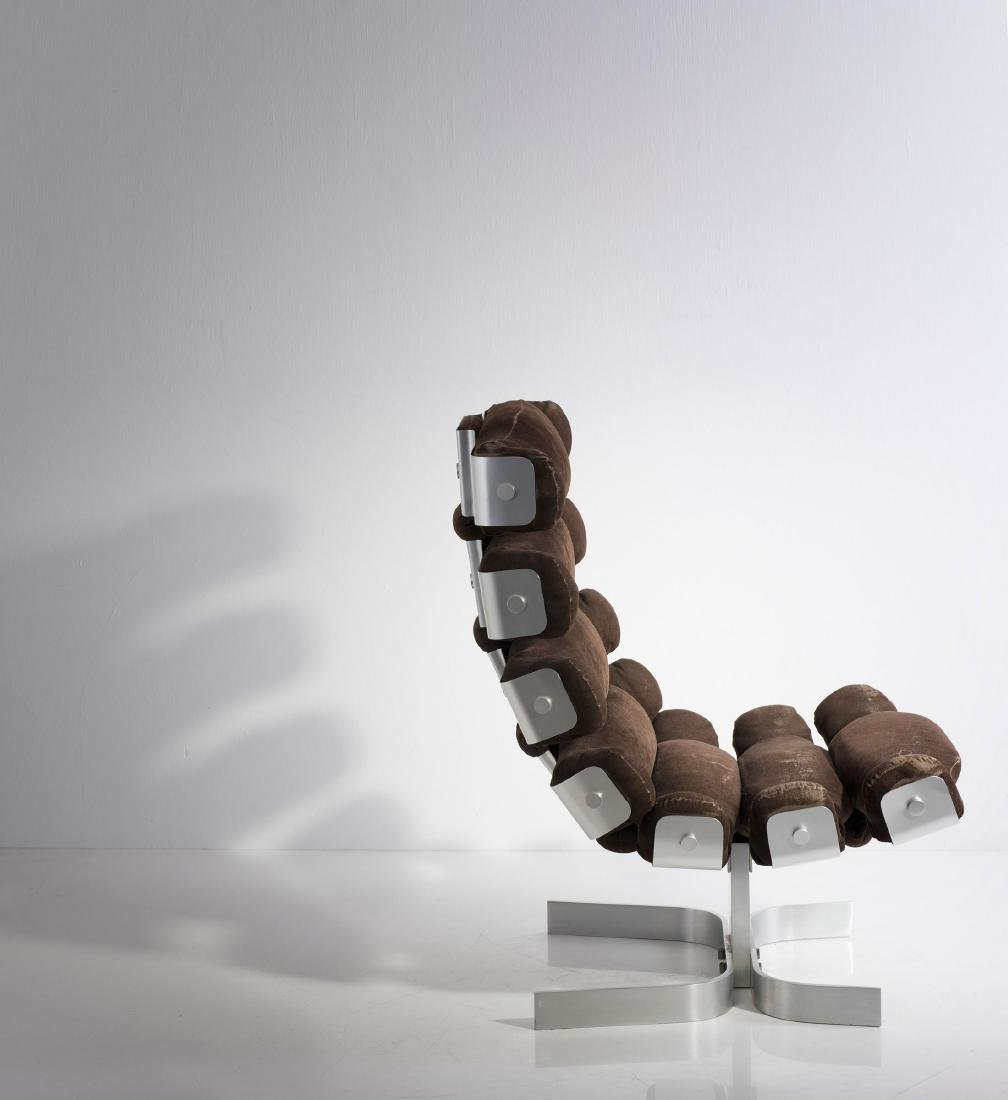 'Vertebrae chair', 1972 - 9