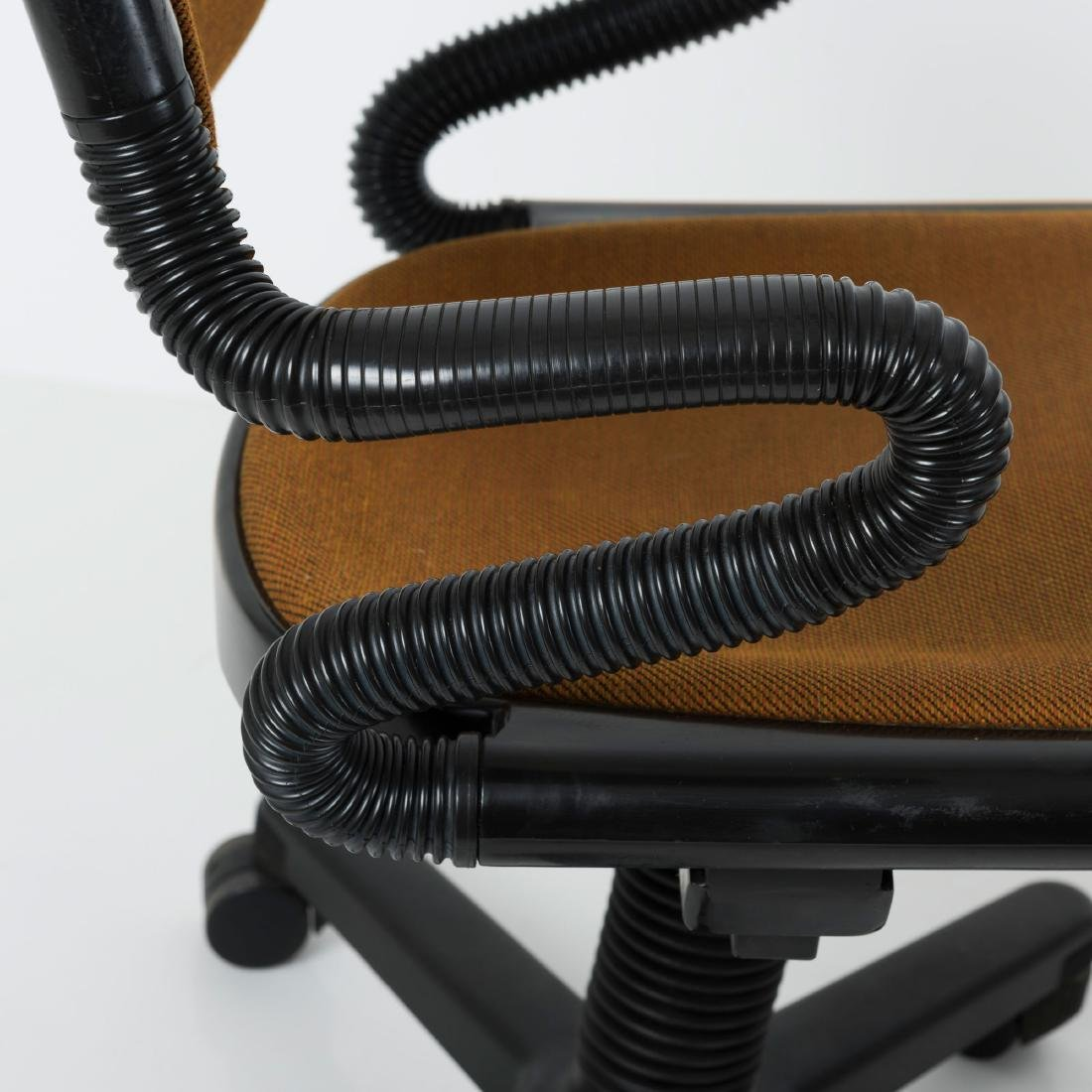 Two 'Vertebra' desk chairs, 1976 - 3
