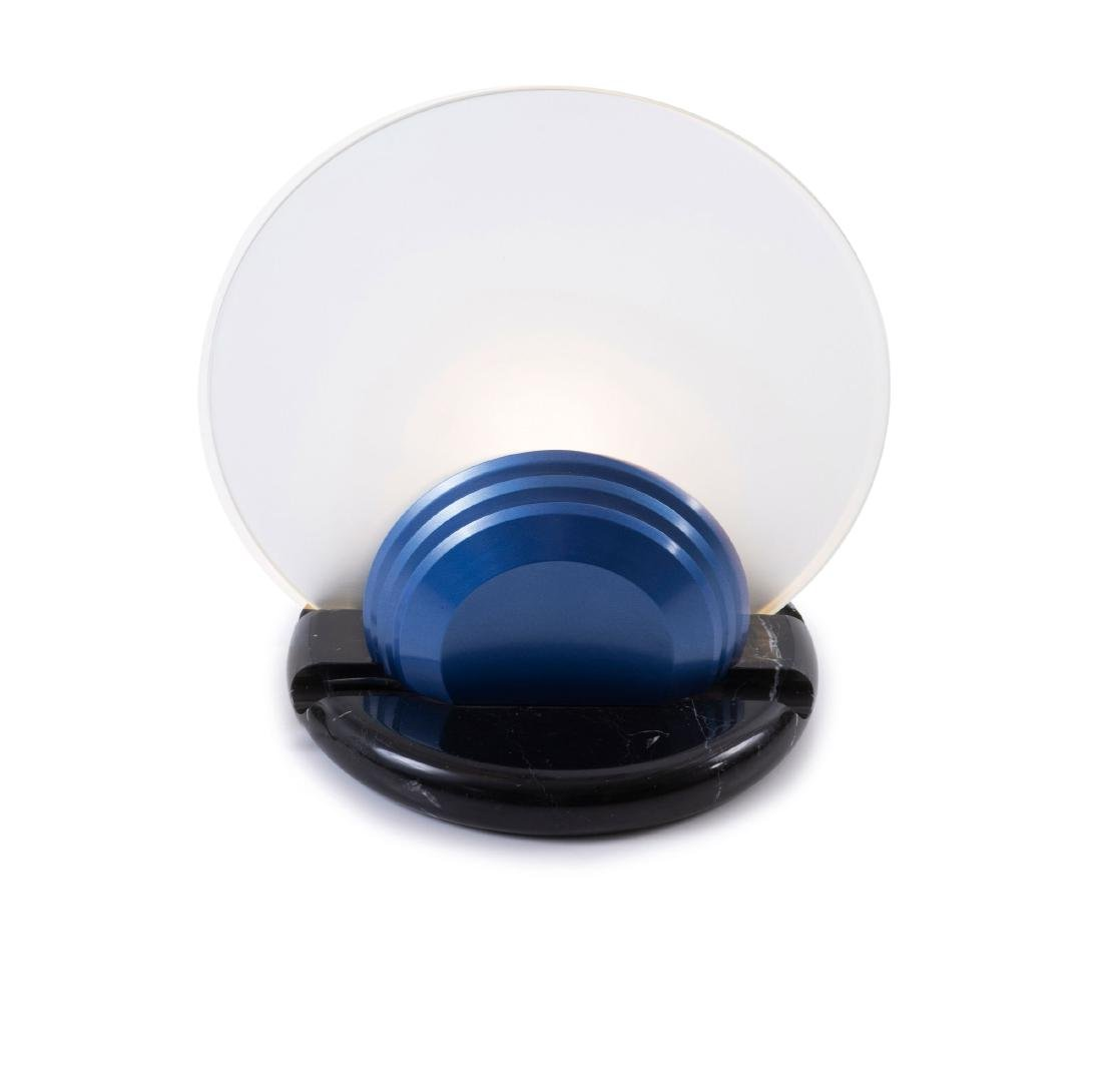 'Gong' table light, c. 1981