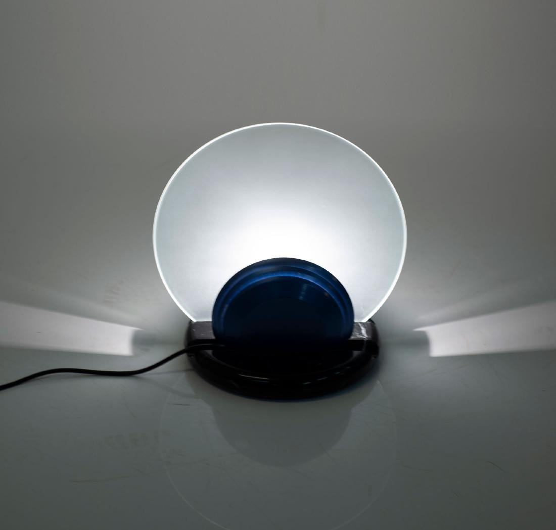 'Gong' table light, c. 1981 - 2