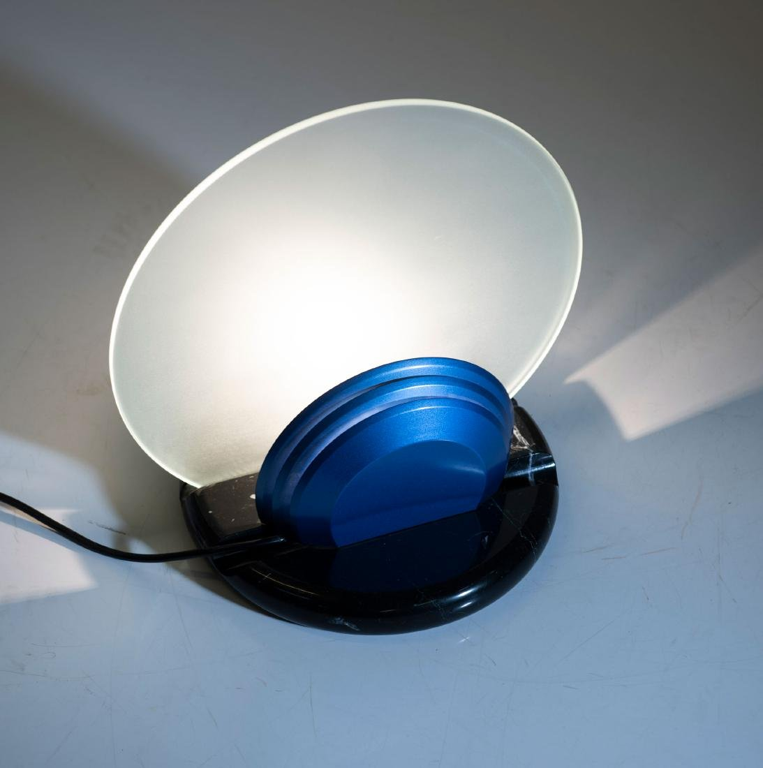 'Gong' table light, c. 1981 - 4