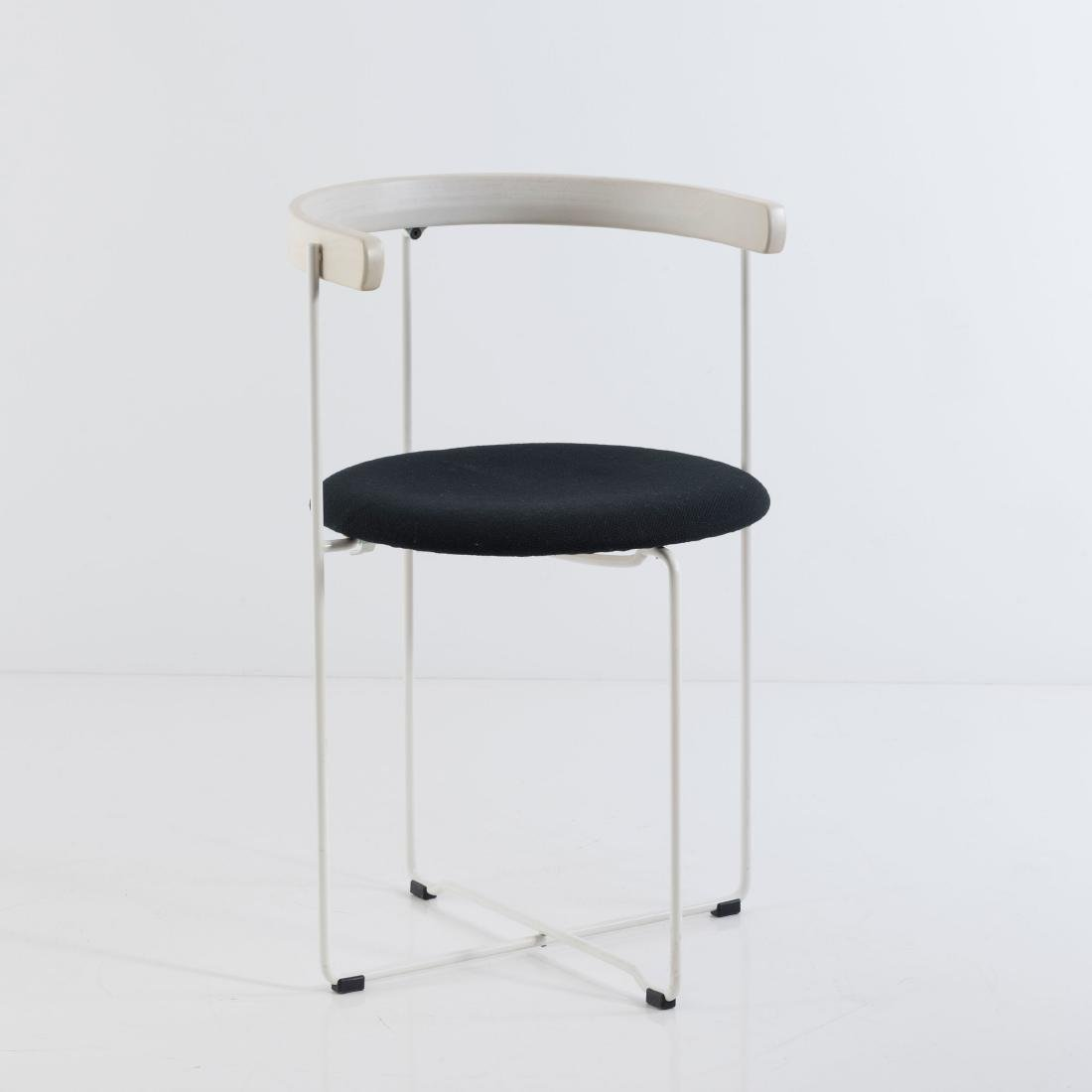 Five 'Sóley' folding chairs, 1983/84 - 2