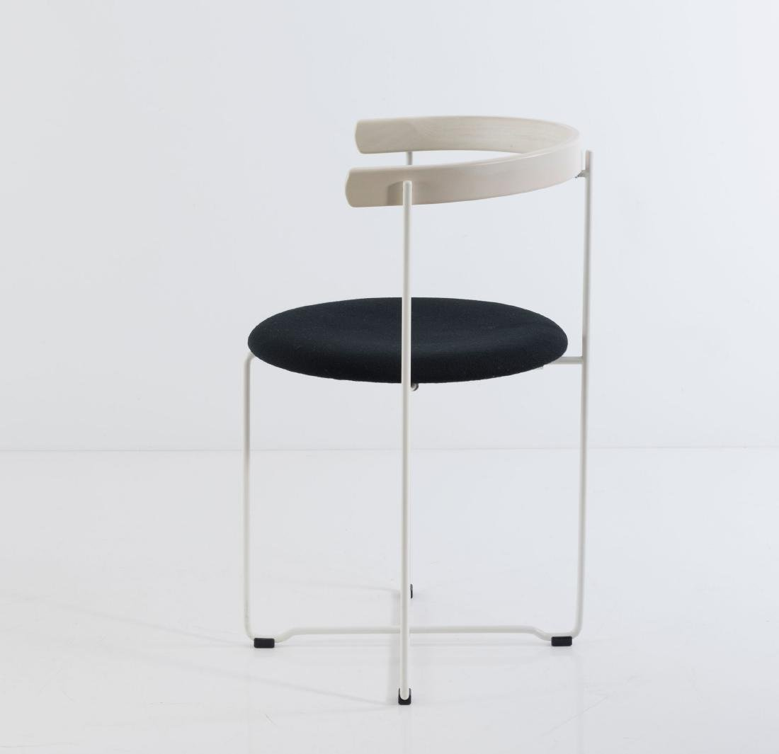 Five 'Sóley' folding chairs, 1983/84 - 6