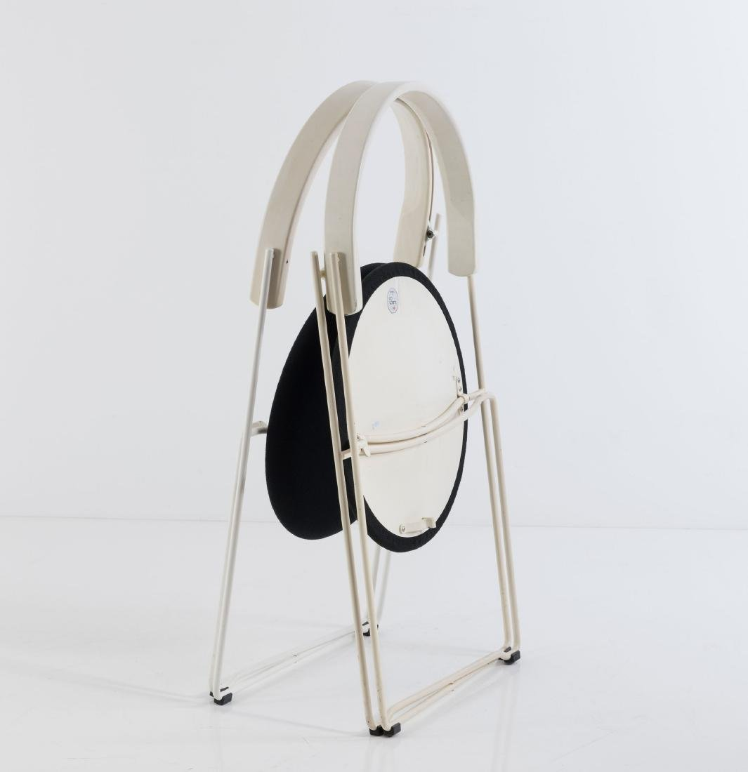 Five 'Sóley' folding chairs, 1983/84 - 7