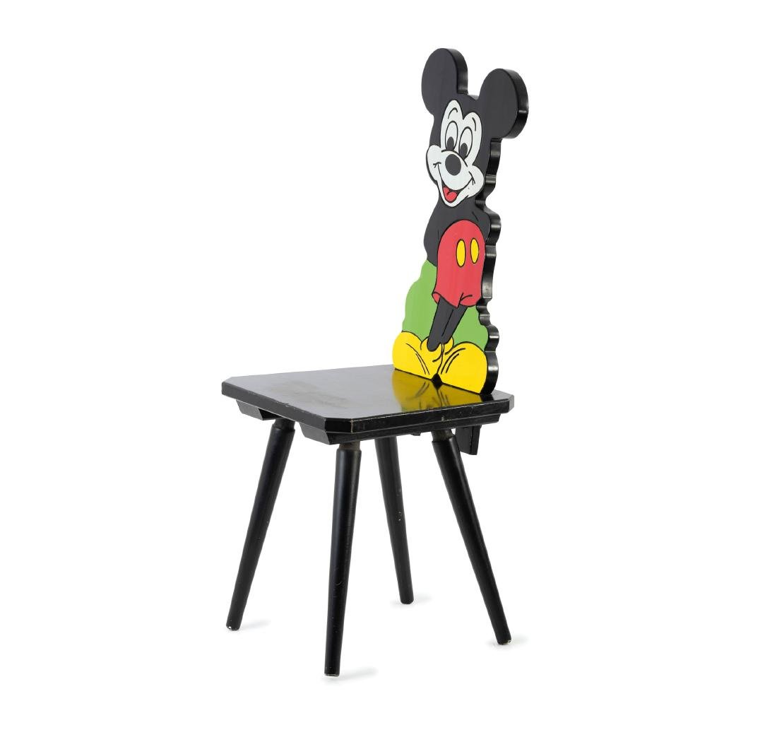 'Mickey Mouse' chair, 1980s