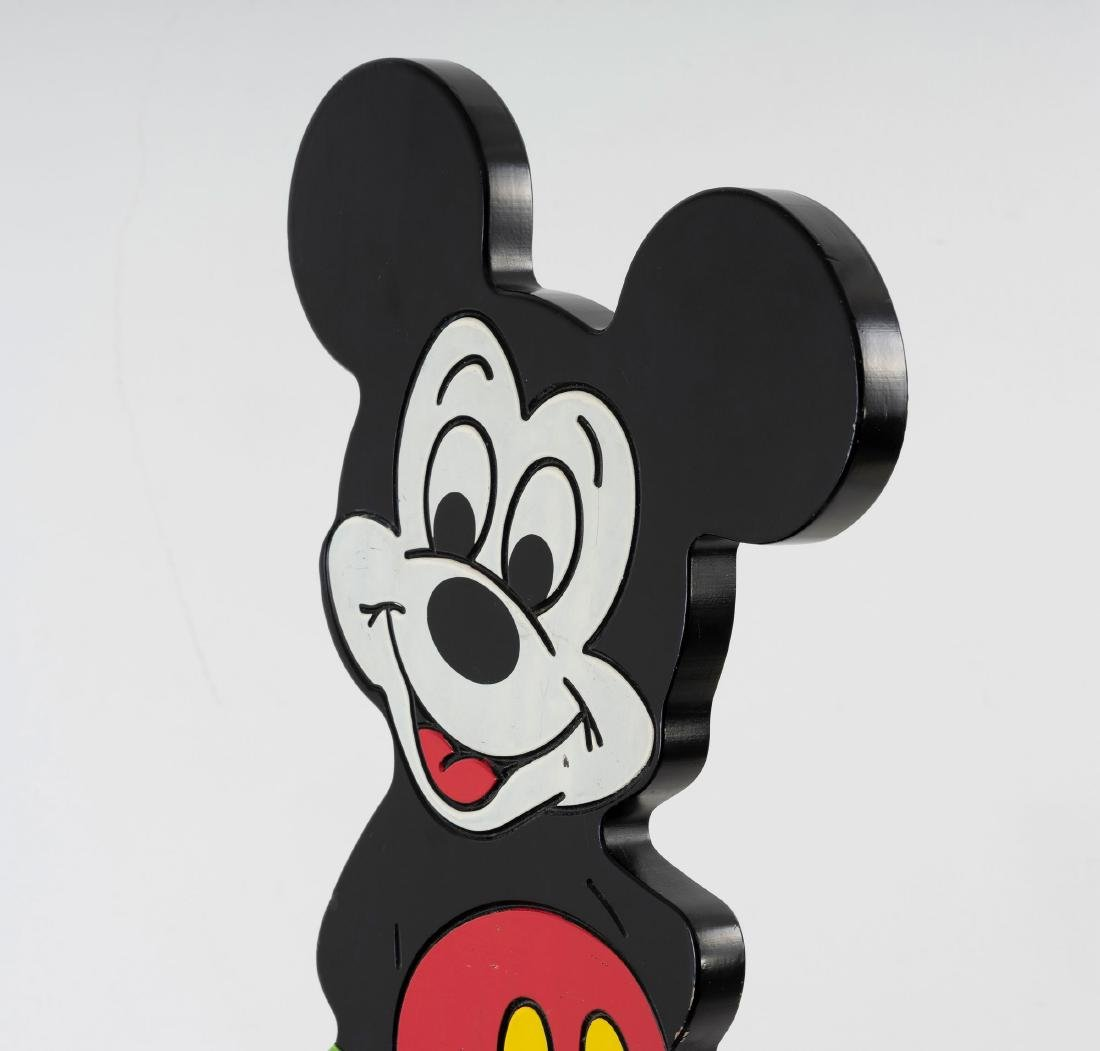 'Mickey Mouse' chair, 1980s - 3