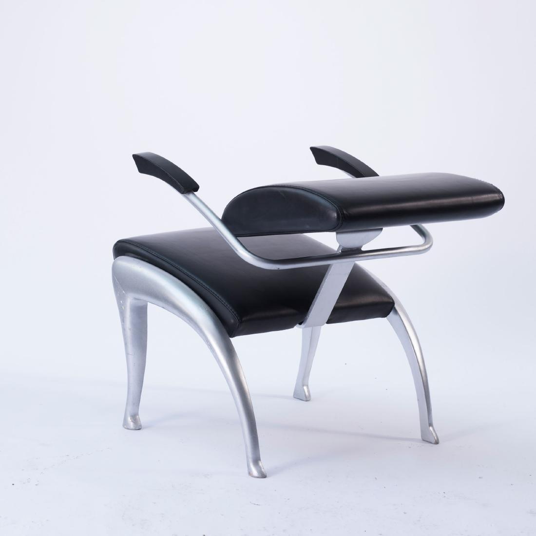 Armchair, 1980s - 3