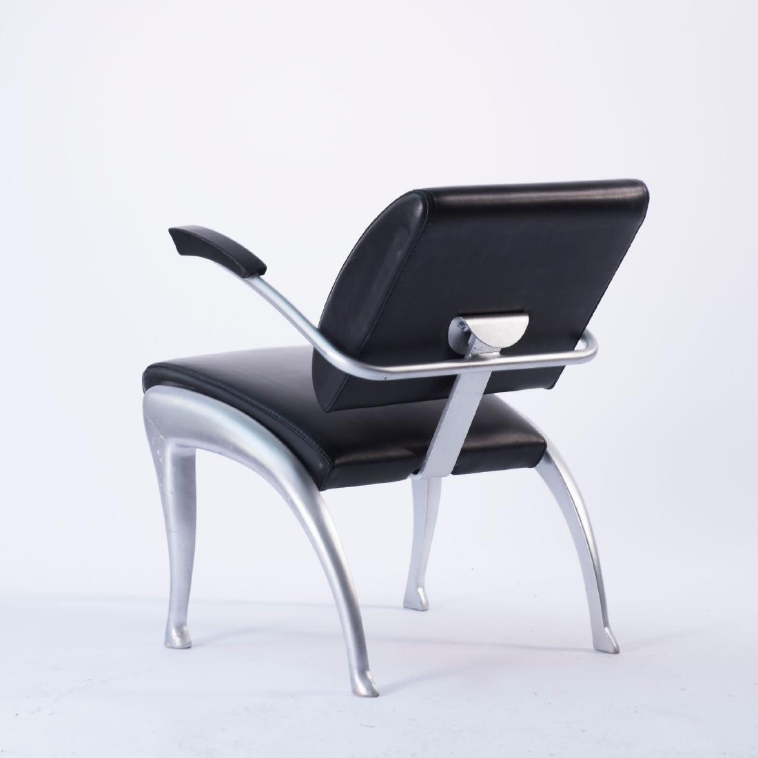 Armchair, 1980s - 4