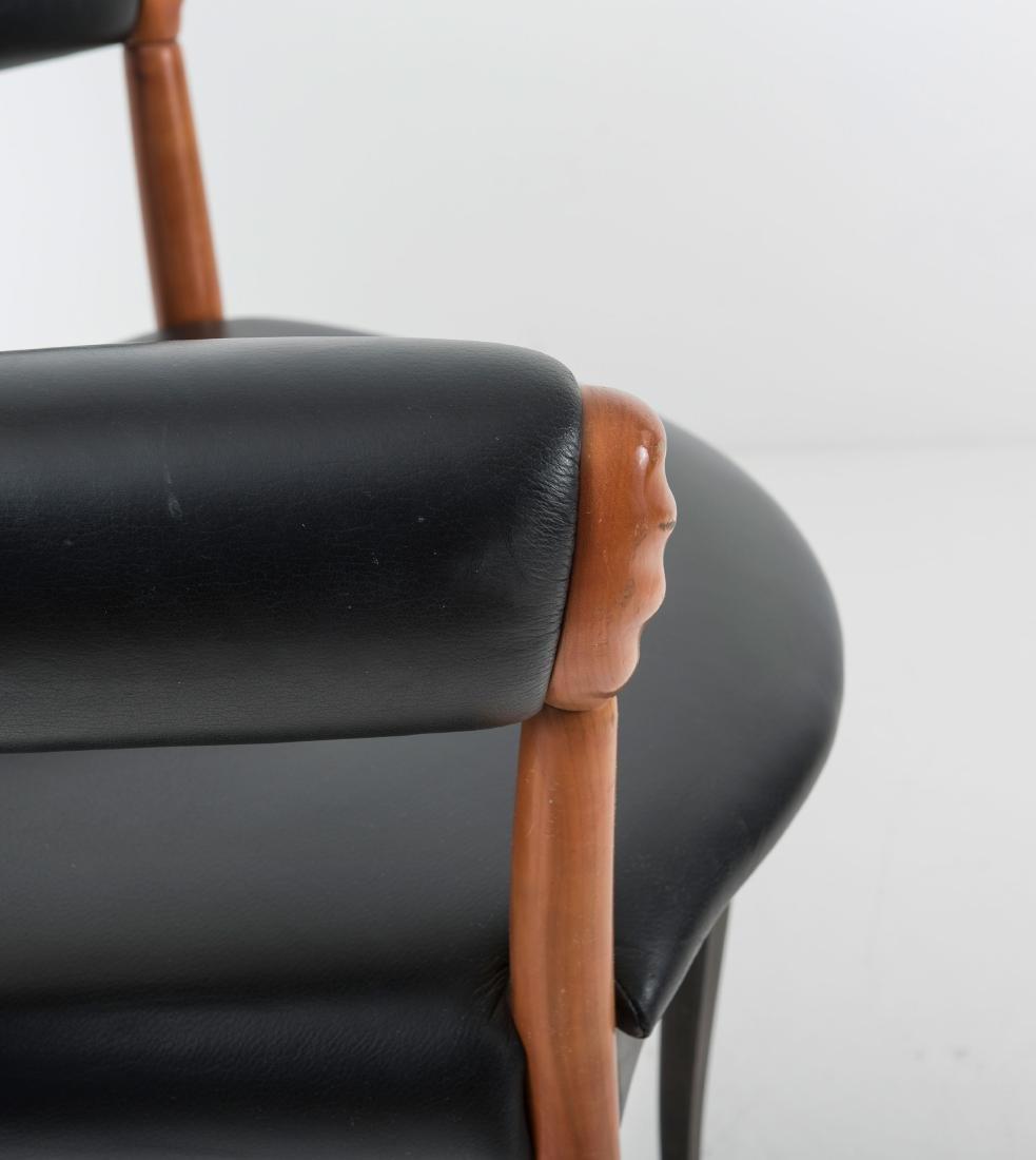 'Papillon' chair - 'Prosim Sedni', 1987 - 10