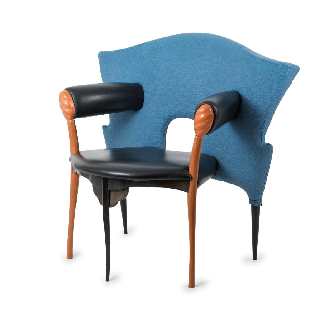 'Papillon' chair - 'Prosim Sedni', 1987