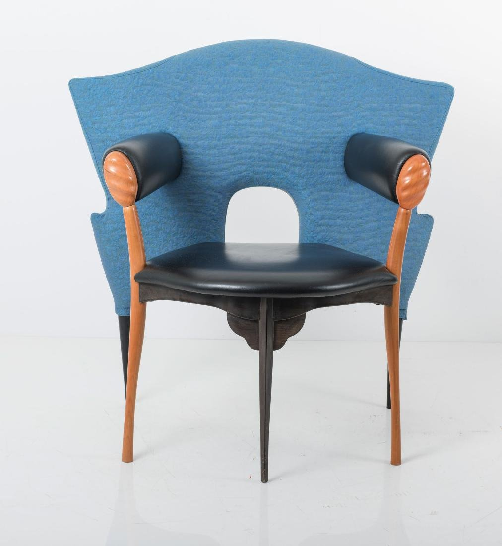 'Papillon' chair - 'Prosim Sedni', 1987 - 2