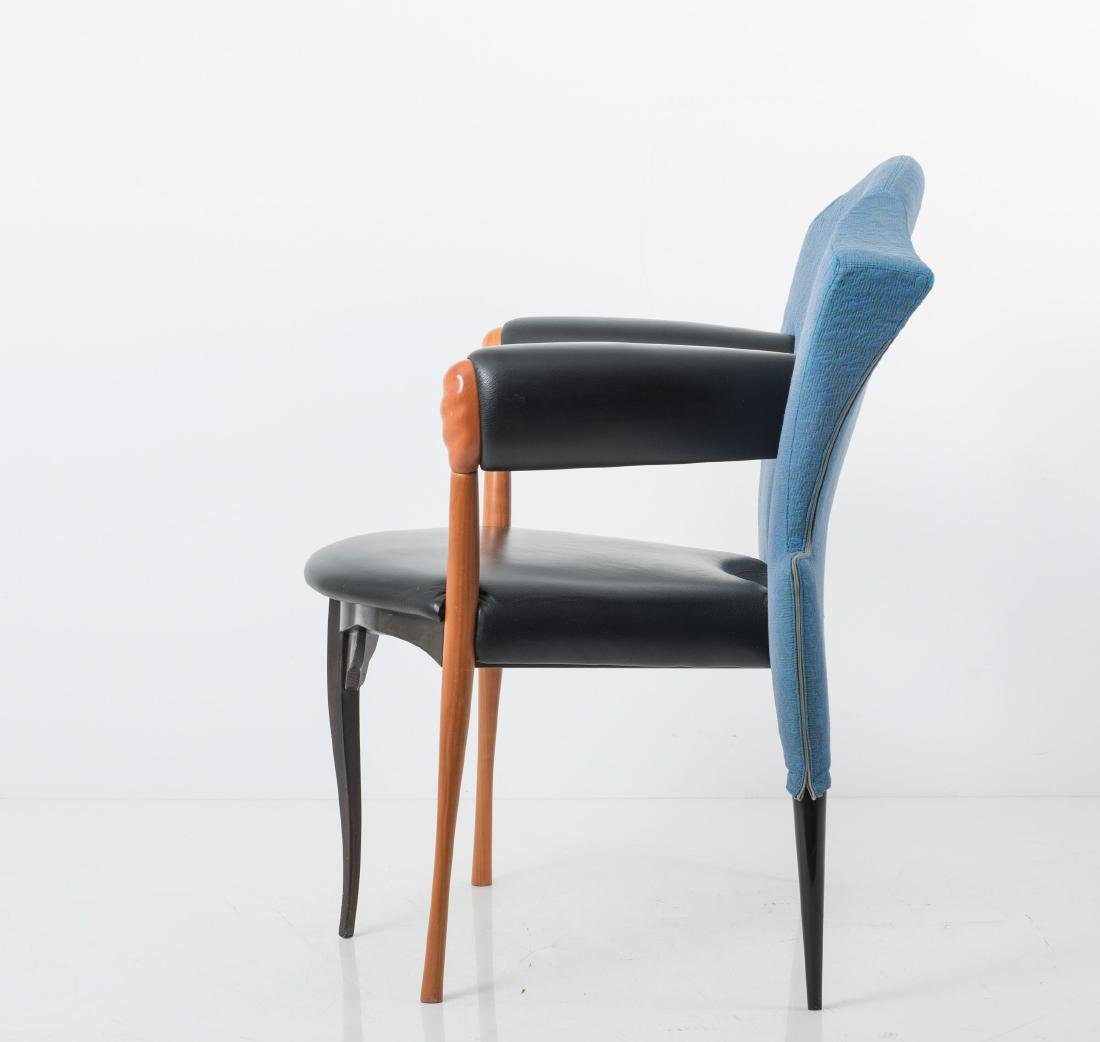 'Papillon' chair - 'Prosim Sedni', 1987 - 3