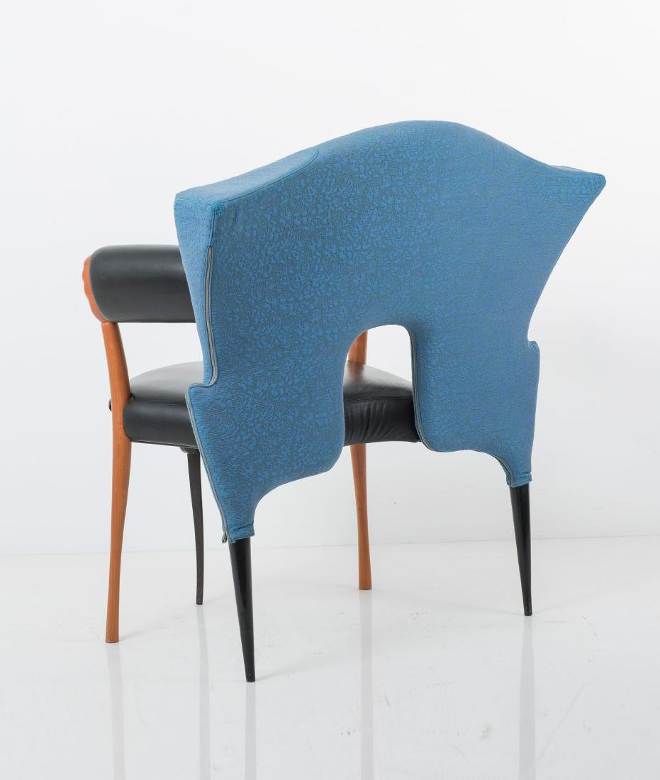 'Papillon' chair - 'Prosim Sedni', 1987 - 4