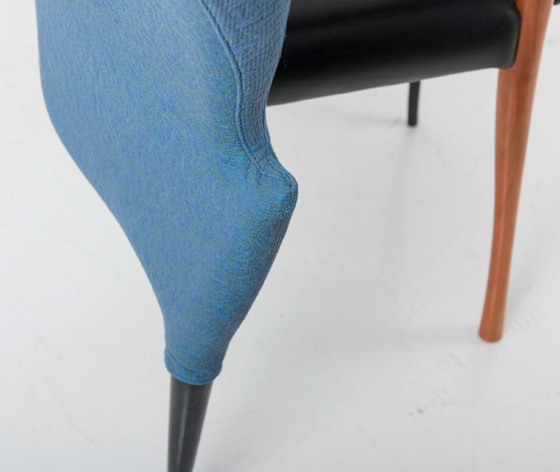 'Papillon' chair - 'Prosim Sedni', 1987 - 9