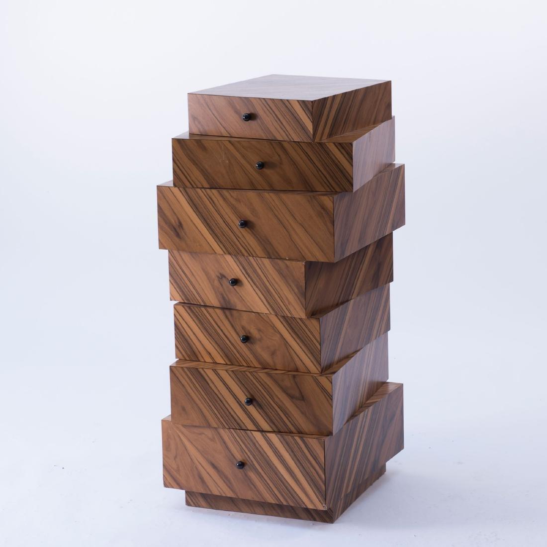 'Schubladenstapel' dresser, 1982 - 2