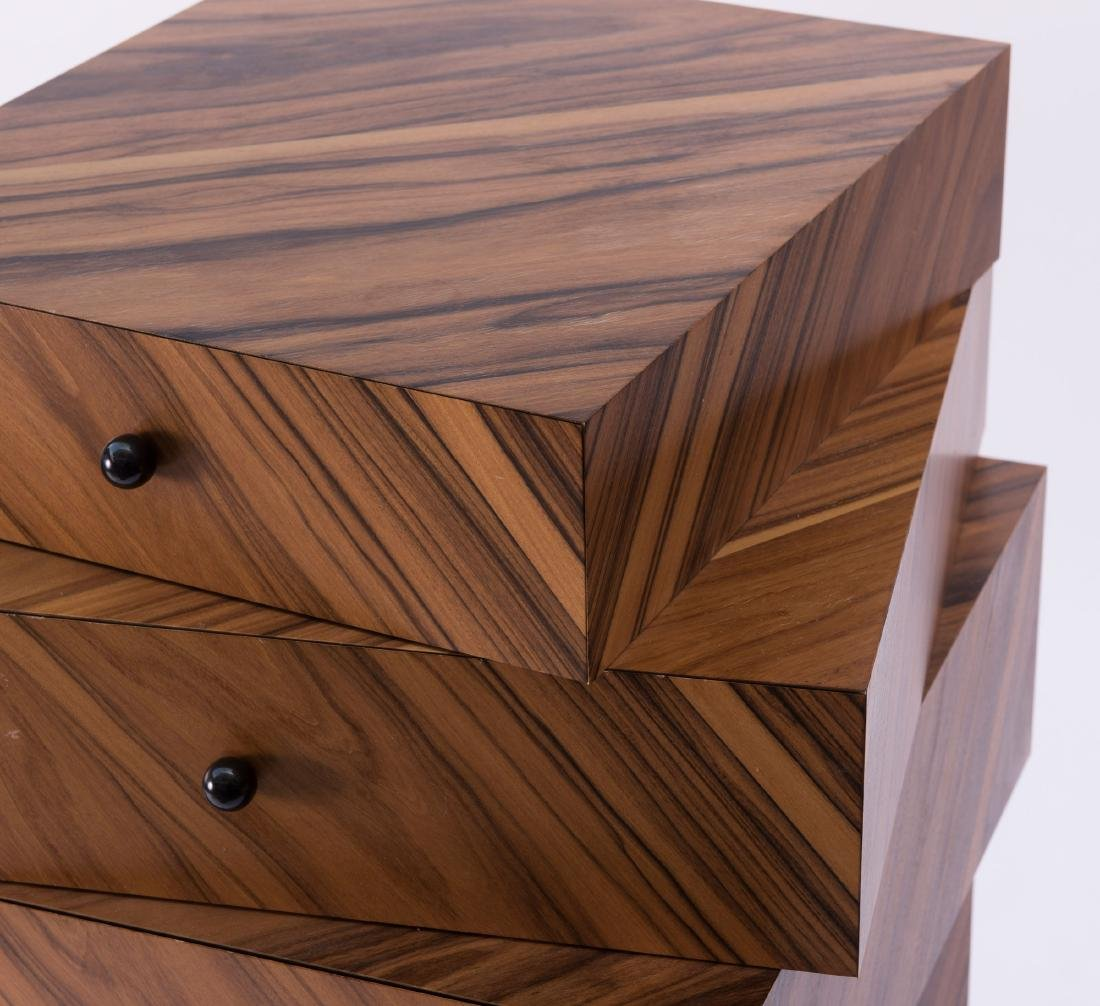 'Schubladenstapel' dresser, 1982 - 3