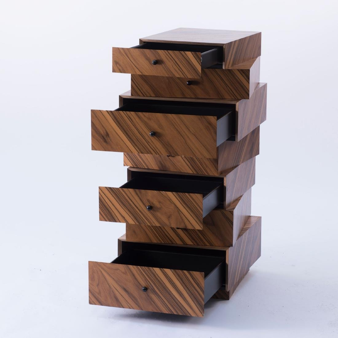 'Schubladenstapel' dresser, 1982 - 4