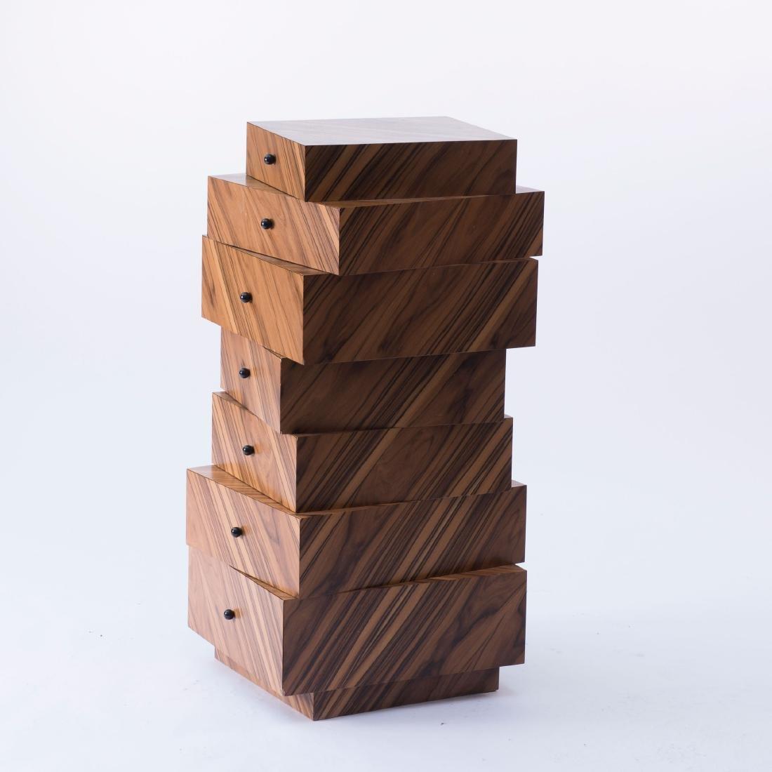'Schubladenstapel' dresser, 1982 - 5