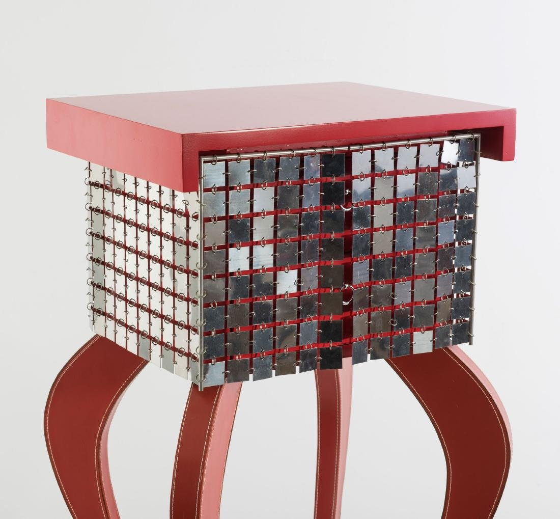 'Pin up' cabinet, 1988 - 4
