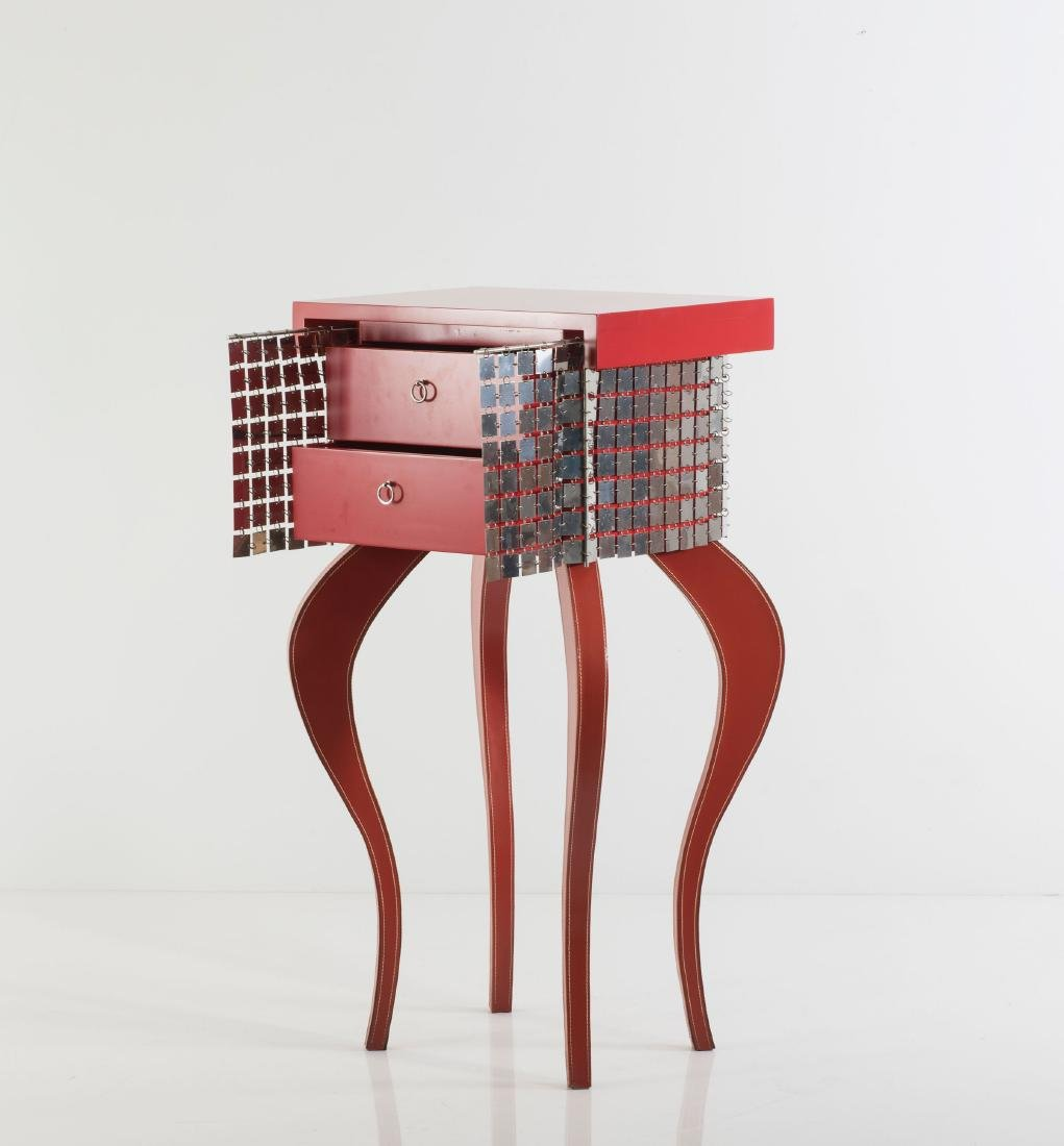 'Pin up' cabinet, 1988 - 5