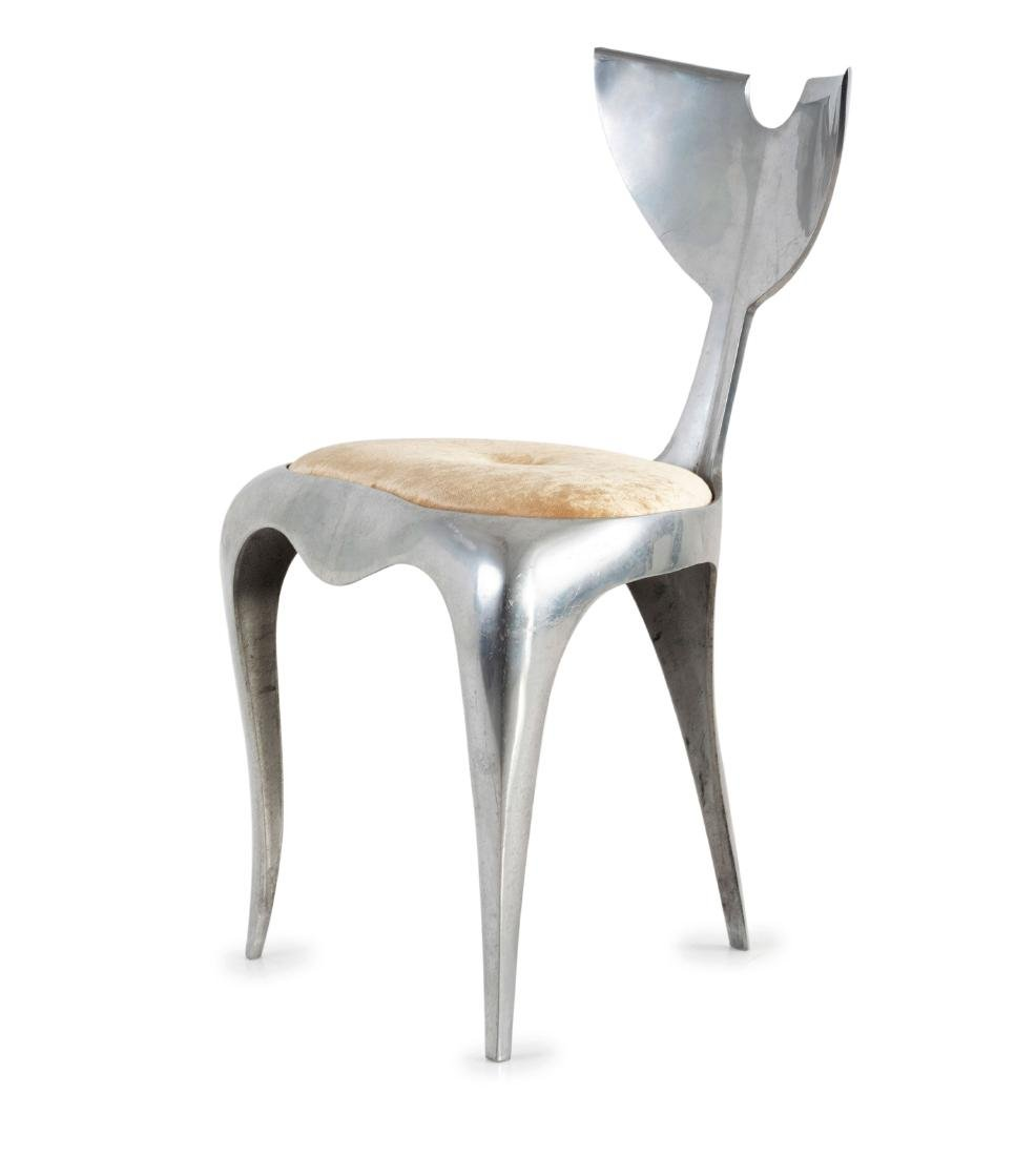'Whaletail' chair, 1989