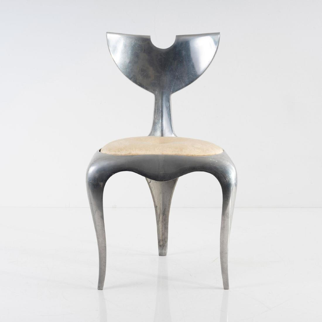 'Whaletail' chair, 1989 - 4