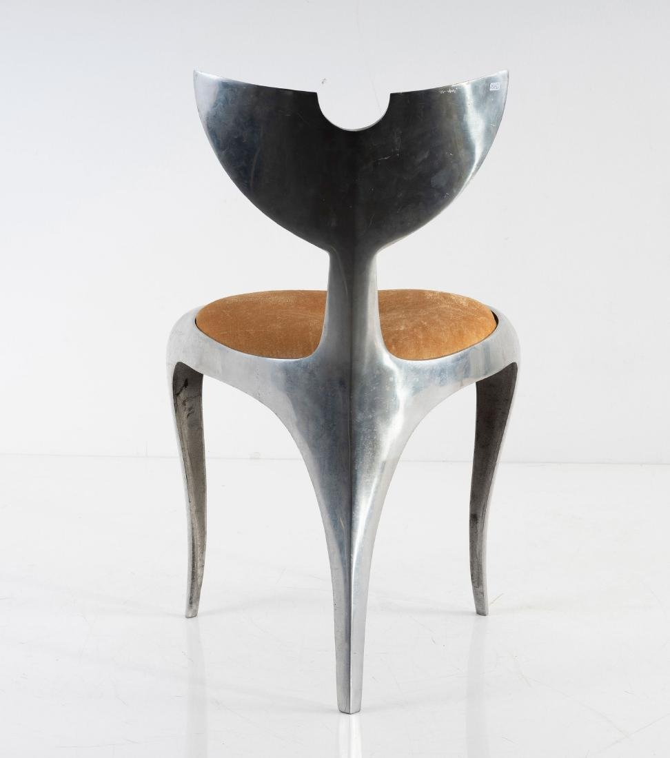 'Whaletail' chair, 1989 - 5