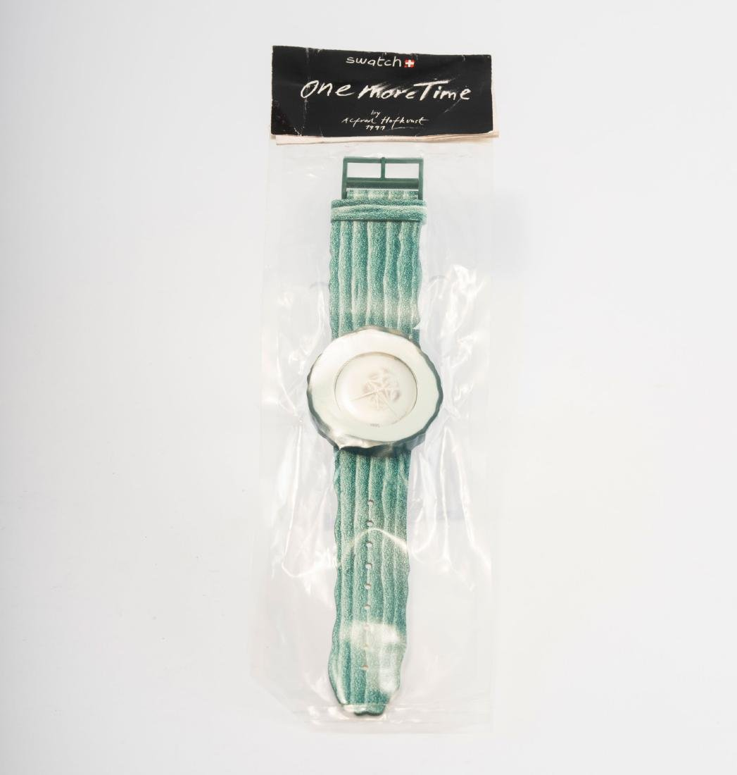Three 'One more time' wrist watches, 1991 - 2
