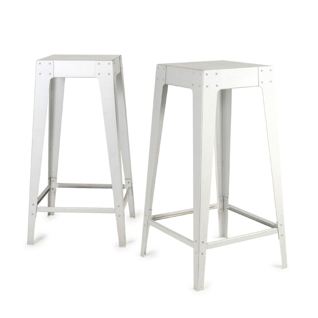 Two barstools, c. 1995