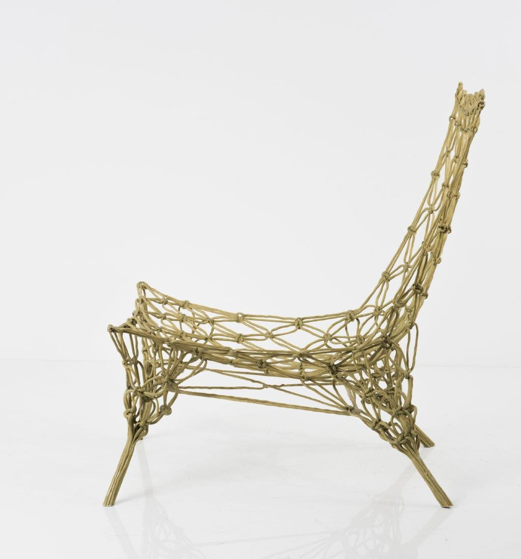 'Knotted chair', 1996 - 2