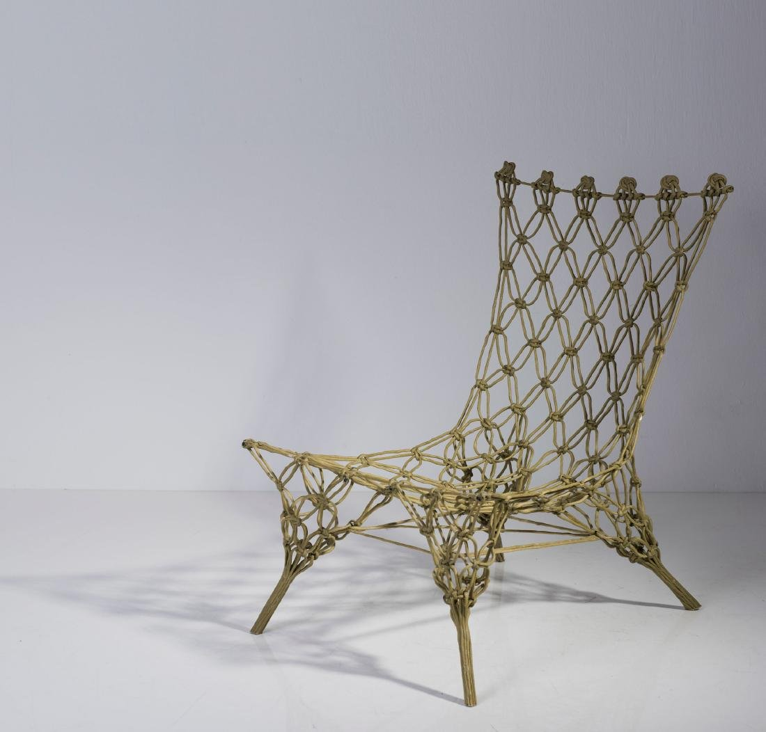 'Knotted chair', 1996 - 6
