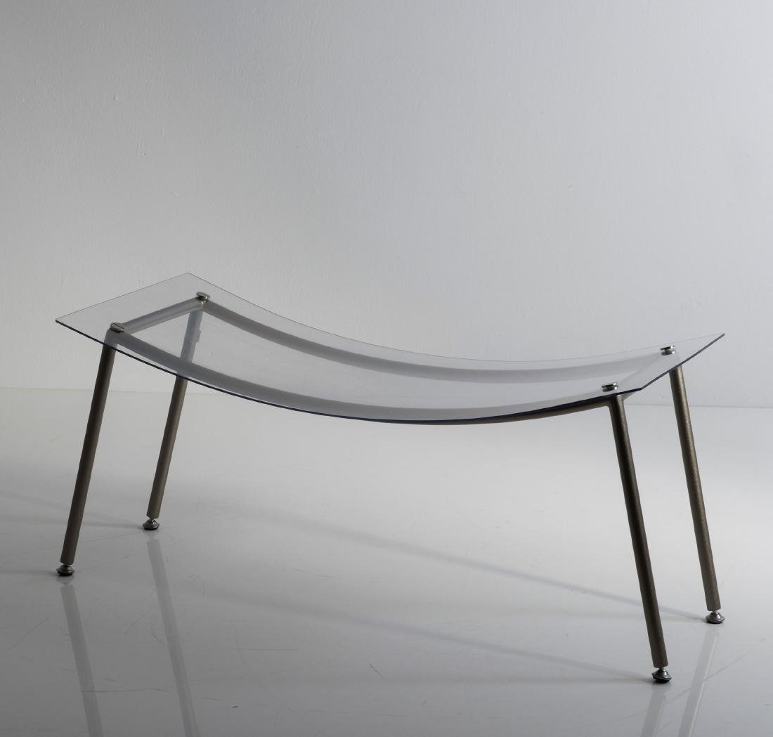 'Cone chair' with ottoman, 1998 - 6