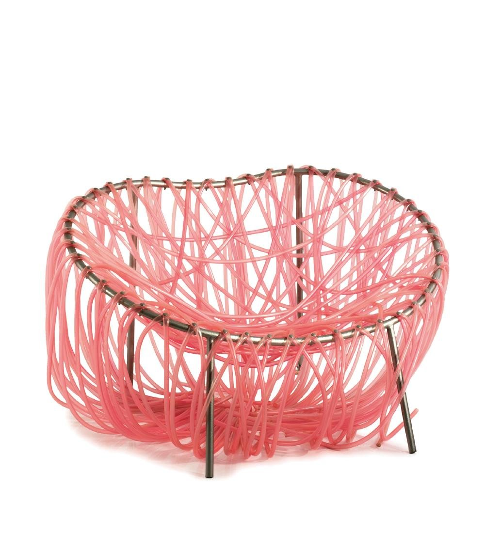 'Anemone' easy chair, 2001